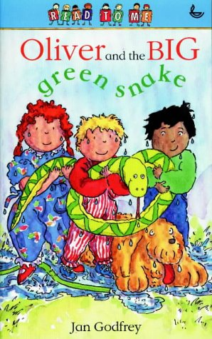 9780862019662: Oliver and the Big Green Snake (Under Sixes: Read to Me)