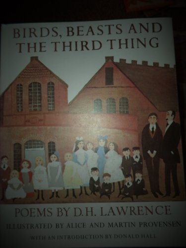 9780862030711: Birds, Beasts and the Third Thing