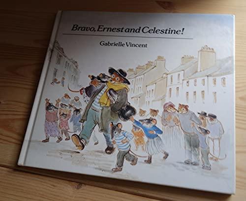 9780862030742: Bravo Ernest and Celestine!