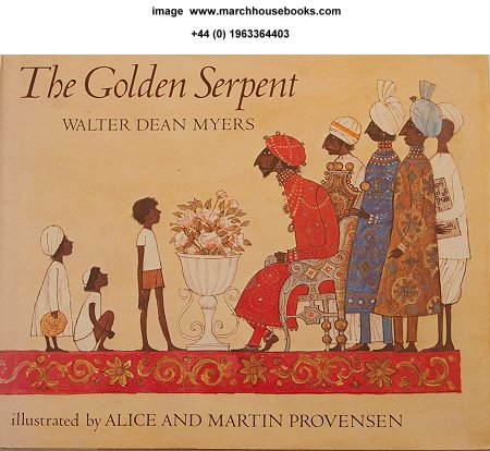 9780862030872: The Golden Serpent