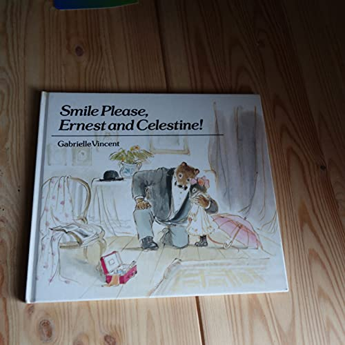 9780862030933: Smile Please, Ernest and Celestine