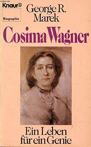 9780862031206: Cosima Wagner