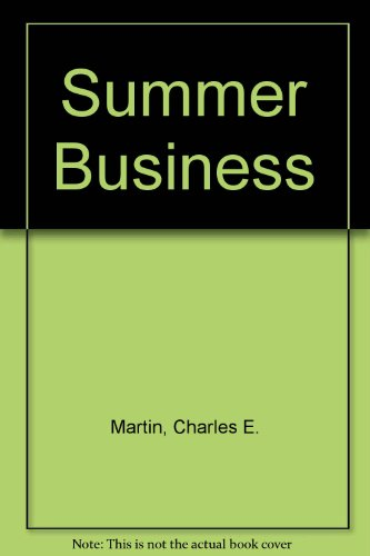 9780862032104: Summer Business