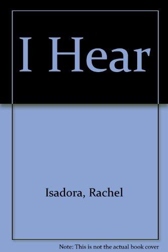 9780862032210: I Hear