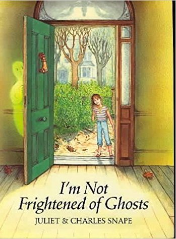 9780862032517: I'm Not Frightened of Ghosts