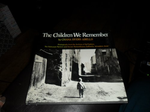 9780862032944: The Children We Remember