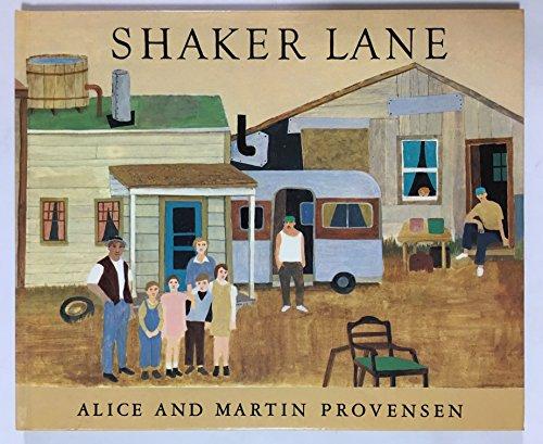 9780862033453: Shaker Lane