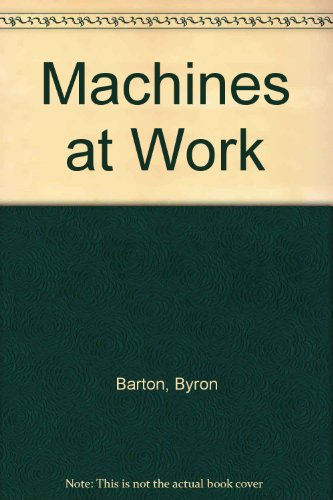 9780862033460: Machines at Work