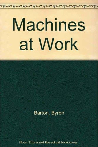 9780862033460: Machines at Work