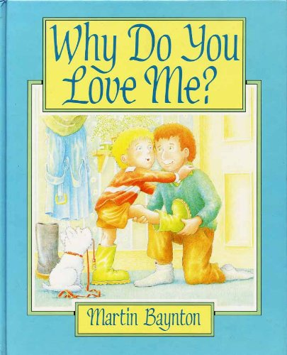 Why Do You Love Me?: Martin Baynton