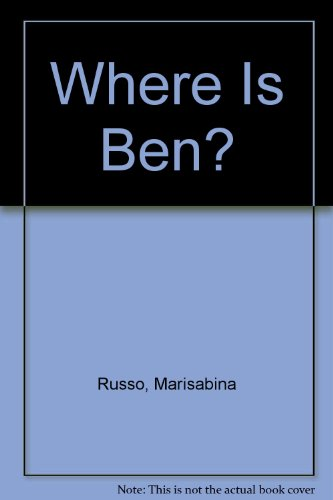 9780862034795: Where Is Ben?