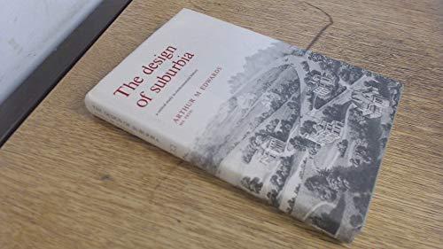 9780862060022: Design of Suburbia: Critical Study of Environmental History