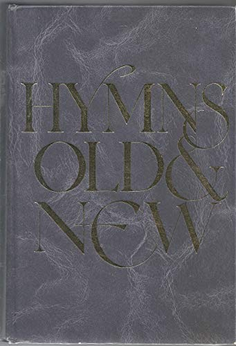 9780862090555: Hymns Old and New