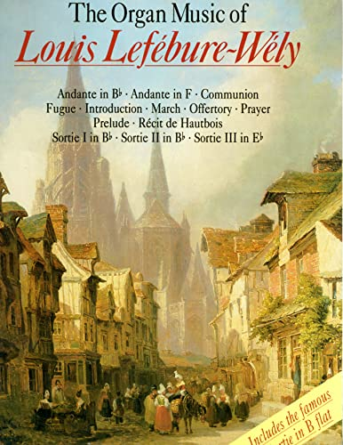 9780862094355: The Organ Music of Louis Lefebure-Wely