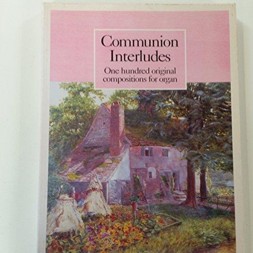 9780862095550: Communion Interludes