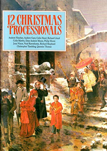9780862096861: 12 Christmas Processionals