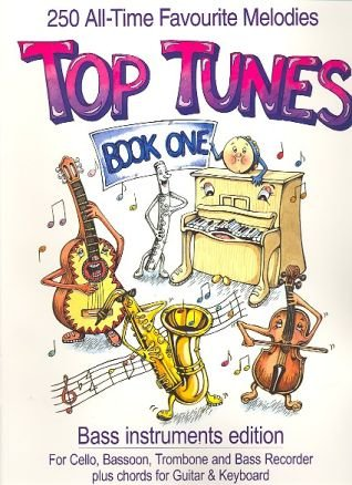 9780862096977: Top Tunes: Bass Instruments Edition Book four
