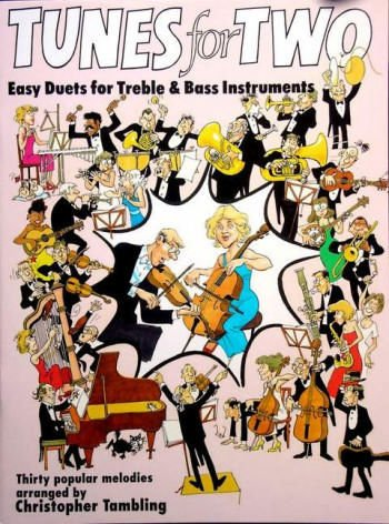 9780862098803: Tunes for Two: Easy Duets for Treble and Bass Instruments