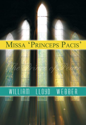 9780862099510: Missa Princeps Pacis: Mass of the Prince of Peace