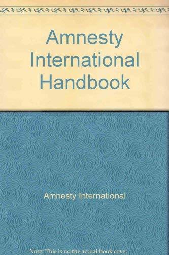9780862102050: Amnesty International Handbook