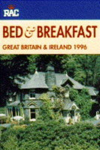 9780862113254: RAC Bed and Breakfast Guide: Great Britain and Ireland