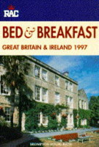 9780862113605: RAC Bed and Breakfast Guide: Great Britain and Ireland
