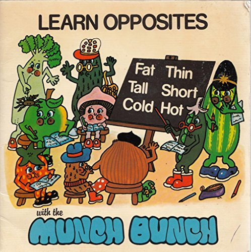 9780862150228: Learn Opposites with the Munch Bunch