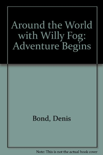 9780862152352: Around the World with Willy Fog: Adventure Begins