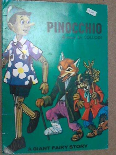 9780862154691: Pinocchio (Stick-a-tale S.)