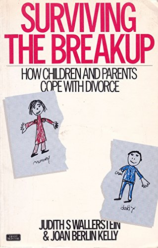 9780862160265: Surviving the Breakup: How Children and Parents Cope with Divorce