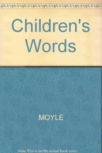 9780862160326: Children's Words