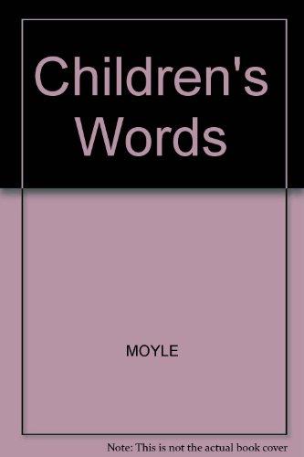 9780862160333: Childrens Words Pb