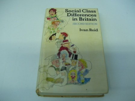 9780862160586: Social Class Differences in Britain: A Sourcebook