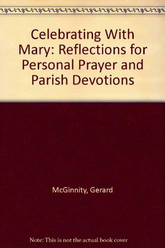 9780862172893: Celebrating With Mary: Reflections for Personal Prayer and Parish Devotions