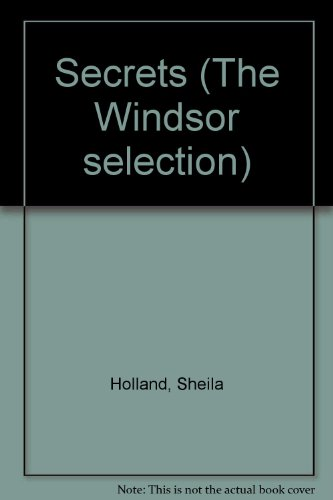 9780862201012: Secrets (The Windsor selection)
