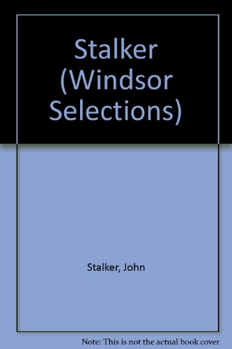 9780862202644: Stalker (Windsor Selections)