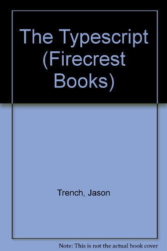 9780862206697: The Typescript (Firecrest Books)