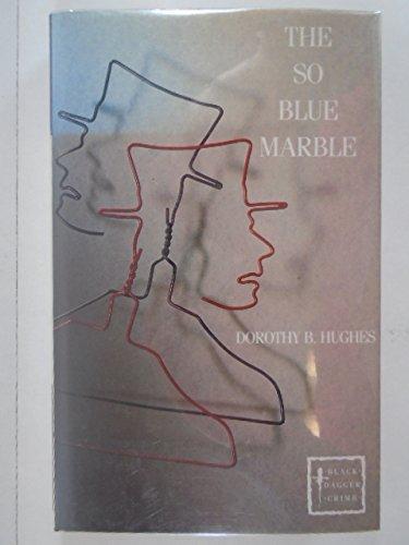 9780862207090: The So Blue Marble (Black Dagger Crime)