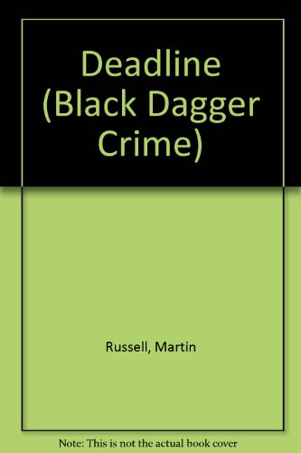 9780862207106: Deadline (Black Dagger Crime Series)