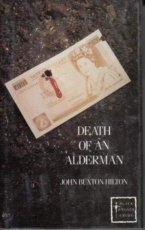 9780862207137: Death of an Alderman (Black Dagger Crime Series)