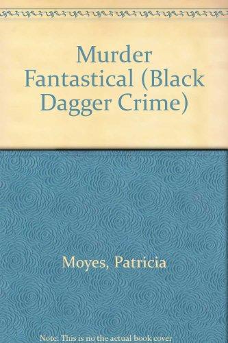 9780862207229: Murder Fantastical (Black Dagger Crime)