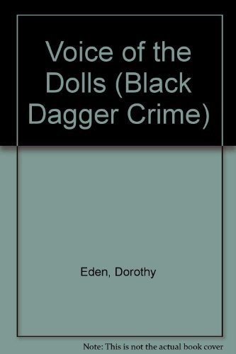 9780862207403: Voice of the Dolls (Black Dagger Crime)