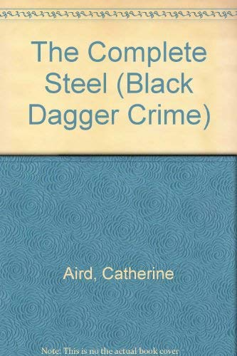 9780862207786: The Complete Steel (Black Dagger Crime)