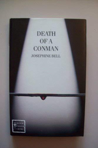 9780862207847: Death of a Conman (Black Dagger Crime)