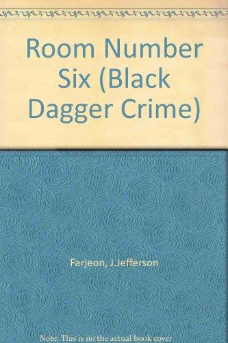 9780862208035: Room Number Six (Black Dagger Crime)