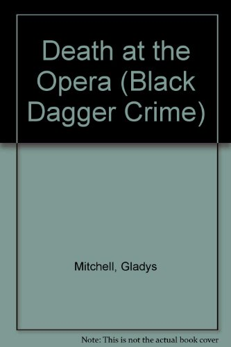 9780862208356: Death at the Opera (Black Dagger Crime)