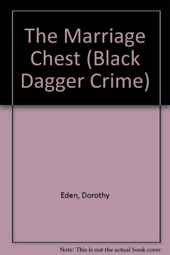 9780862208462: The Marriage Chest (Black Dagger Crime)