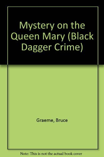 9780862208479: Mystery on the Queen Mary (Black Dagger Crime)