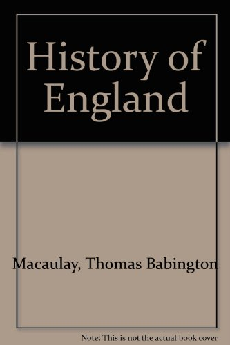 9780862251666: History of England