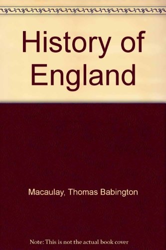 9780862251710: History of England